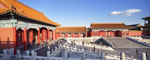 Kielletyn kaupungin aarteiden perässä ei nyt tarvitse lähteä Pekingiin asti.