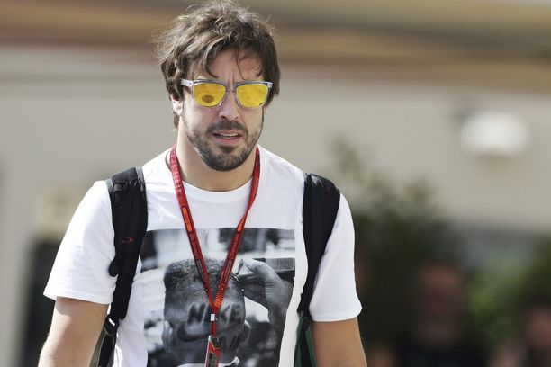 Fernando Alonso ei jatka McLaren-sopimustaan, ellei Honda saa voimayksikköään kilpailukykyiselle tasolle.
