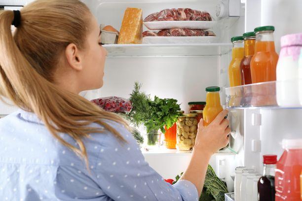 Tiedätkö, mikä on jääkaappisi kylmin kohta? Tuotteet kannattaa järjestää sen mukaan.