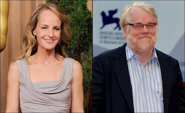 Helen Hunt sai Vuonna 1998 Oscarin elokuvasta Elämä on ihanaa. Philip Seymour Hoffman kuuluu puolestaan sukupolvensa lahjakkaimpiin näyttelijöihin. IL:n elokuvaraati soisi heille sivuosa-Oscarit.