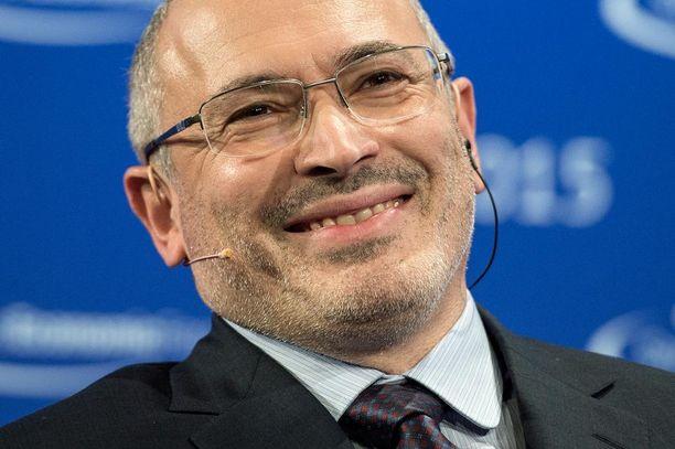 Mihail Hodorkovski uskoo vahvasti siihen, että Venäjän presidentin luoma järjestelmä tuhoaa itse itsensä.