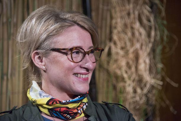 Katja Ståhl osallistui  -ohjelmaan ja sijoittui viidenneksi.