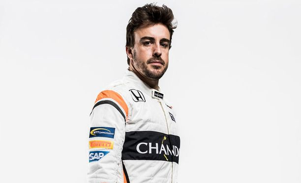 Fernando Alonson sopimus McLarenilla kattaa tulevan kauden.