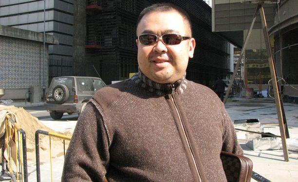 Kim Jong-nam myrkytettiin lentokentällä.