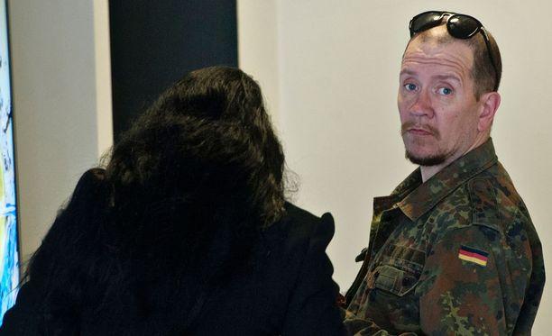 Nikita Bergenström (alk. Juha Valjakkala, ent. Aslak Valdemar Ahonen, ent. Nikita Joakim Fouganthine) on suomalainen henkirikollinen, joka murhasi kolme ihmistä Ruotsin Åmselessa vuonna 1988.
