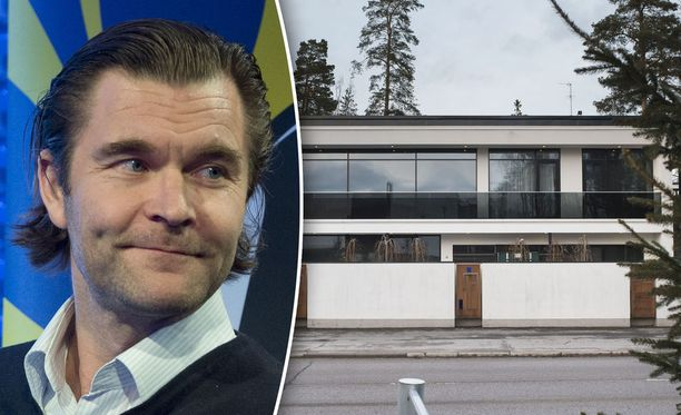 Riita jääkiekkoilija Peter Aholan Westendin-talon ympärillä on jatkunut vuosia.