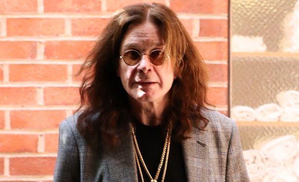 Ozzy Osbourne ei perustellut kuvauskieltoaan millään lailla.