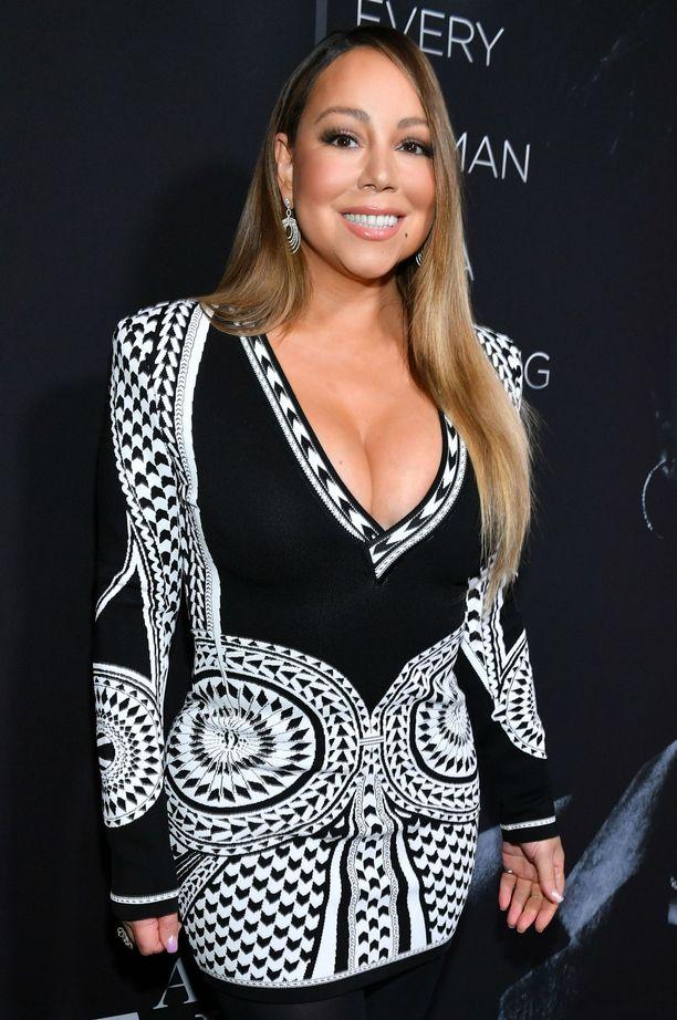Mariah Carey on voittanut urallaan useita Grammy-palkintoja.