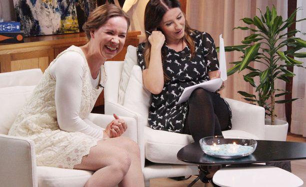 Rosa Meriläinen nähdään tiistai-iltana Jenni Pääskysaaren haastattelussa AVA-kanavalla.