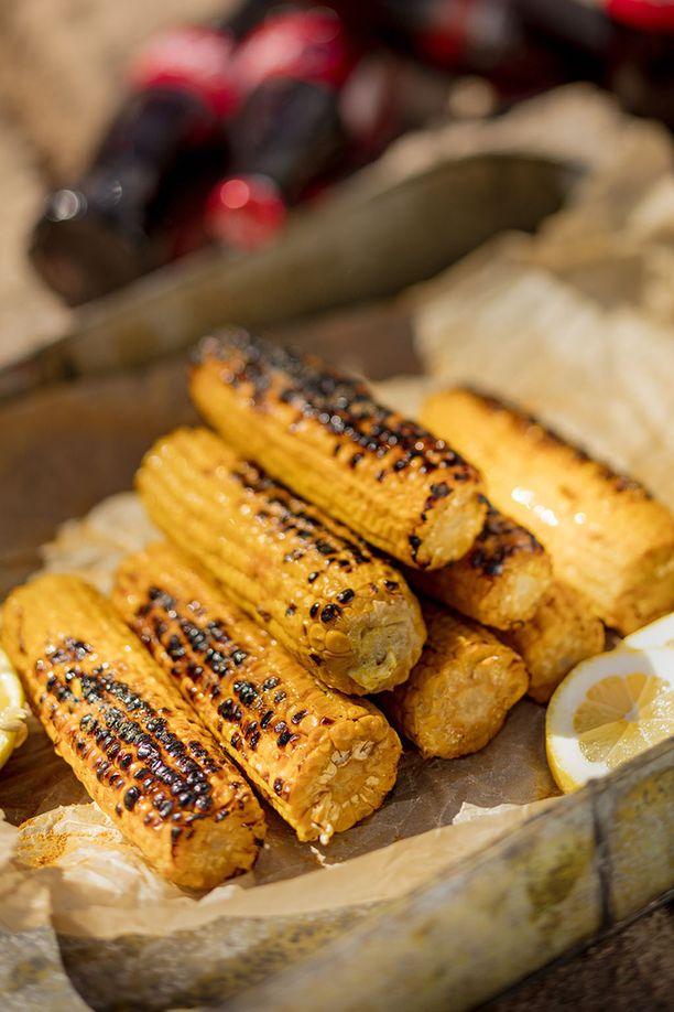 Maissi on helppo grillattava, eikä se tarvitse edes kylmäsäilystä.