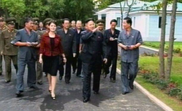 Pohjois-Korean johtaja avioitui tänään, kertovat paikallismediat.