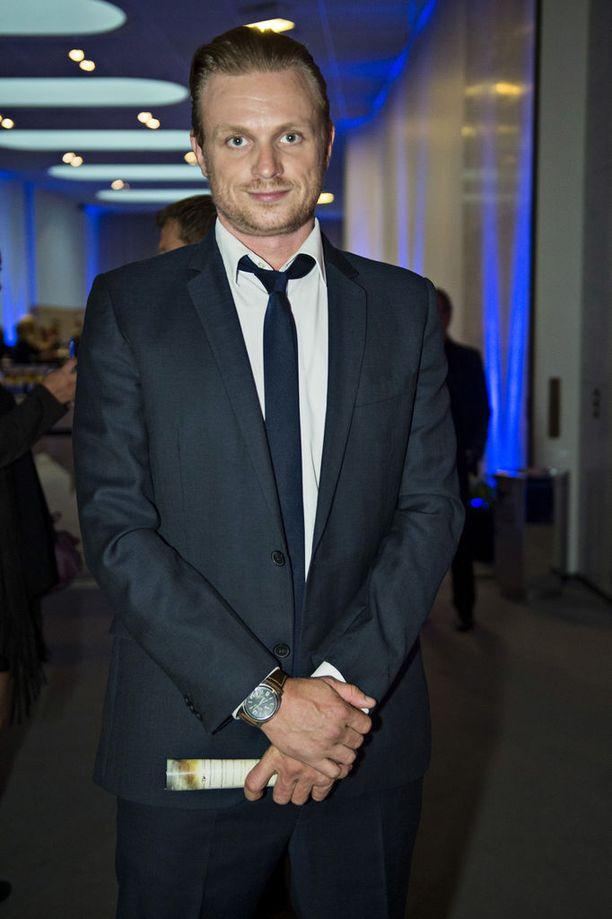 Iiro Seppänen on työskennellyt pitkään tv- ja elokuva-alalla.