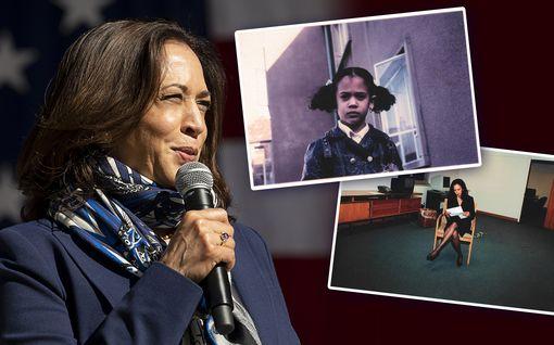 """""""Kalifornian kytästä"""" tulee USA:n historian korkea-arvoisin nainen – tällainen on varapresidentiksi valitun Kamala Harrisin tarina"""