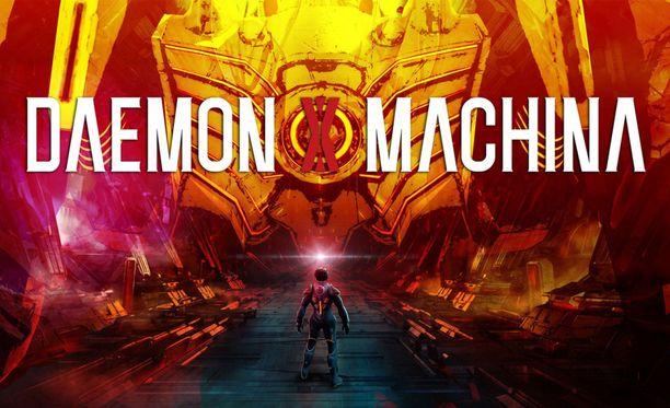 Daemon X Machina tarjoaa robottitoimintaa.