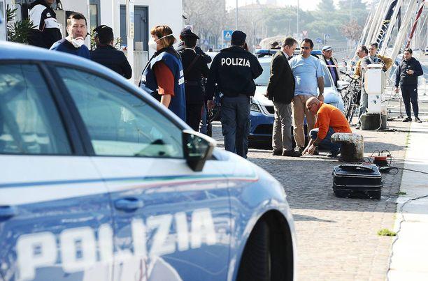 Viranomaiset epäilivät ensin, että laukusta löytynyt nainen olisi kadonnut kiinalaisnainen.