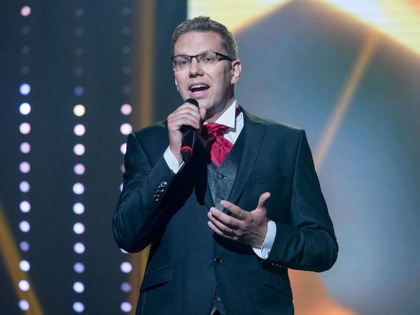Petri Kiiski on toinen finalisti.