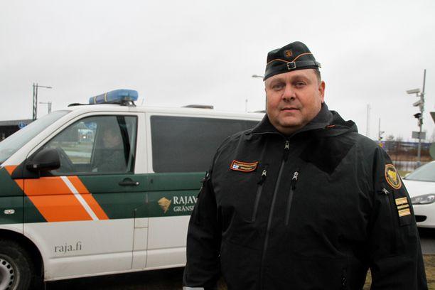 Markku Kohonen.