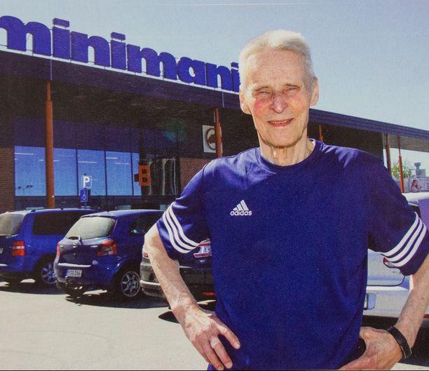 Juhani Metsäranta (1935-2019) perusti Minimani-kauppaketjun.