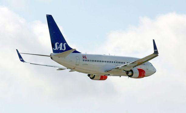 SAS tarjoaa lisää kohteita suomalaismatkustajille.