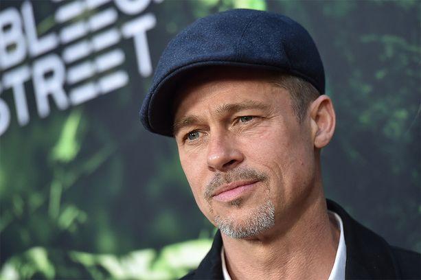 Hollywoodin katuvin isä on tietysti Brad Pitt.