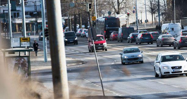 Välikohtaus tapahtui Helsingin Töölössä torstaina iltapäivällä.
