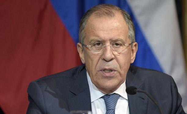 Ulkoministeri Sergei Lavrov sanoo, että Venäjä aikoo vastata terroritekoon.