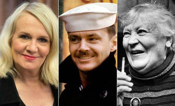 Muun muassa Miitta Sorvali, Jack Nicholson ja Emmi Jurkka nähdään tänään tv:stä tulevissa elokuvissa.
