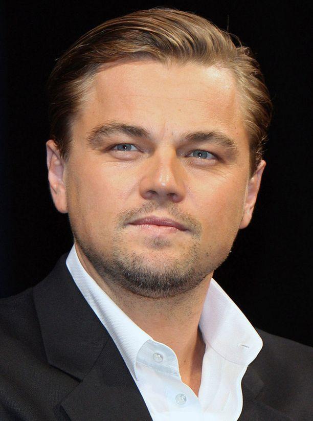 Leonardo DiCaprio nähdään tällä hetkellä Suomen teattereissa elokuvan Inteception pääosassa.