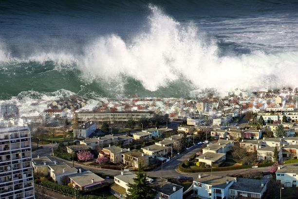 Aasiaan tulee maanjäristys ja vedenpaisumus vuonna 2020.