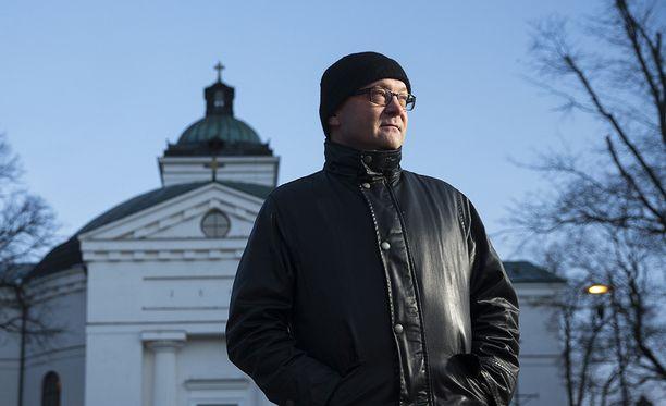 Tapio Suominen pahoitteli rattijuopumustaan Twitterissä.