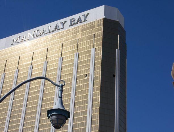 Ampuja oli asunut Mandalay Bayn hotellissa aiemminkin.