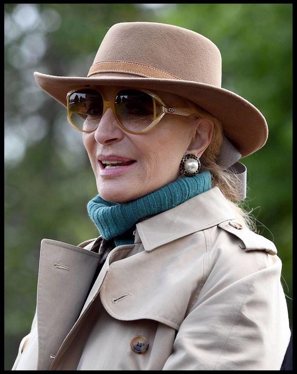 Prinsessa Maria Christine on potenut koronan oireita jo lähes kuukauden. Kuva vuodelta 2018.