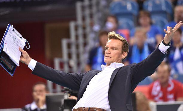 Tuomas Sammelvuon valmentama Suomi aloitti vahvasti, mutta Bulgaria oli lopulta vahvempi.
