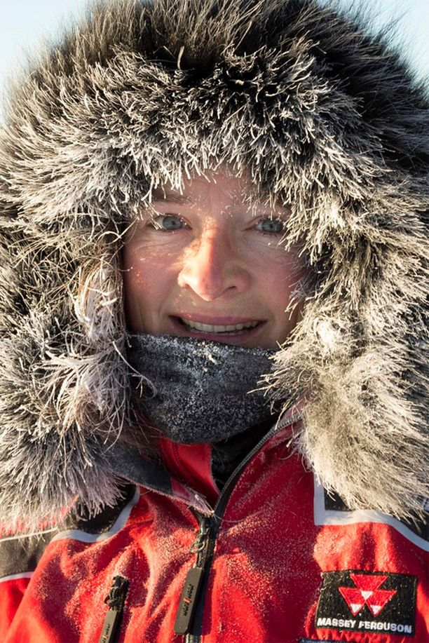 Manon Ossevoort on ajanut 38 000 kilometriä Hollannista Etelä-Afrikkaan.