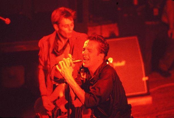 The Clash