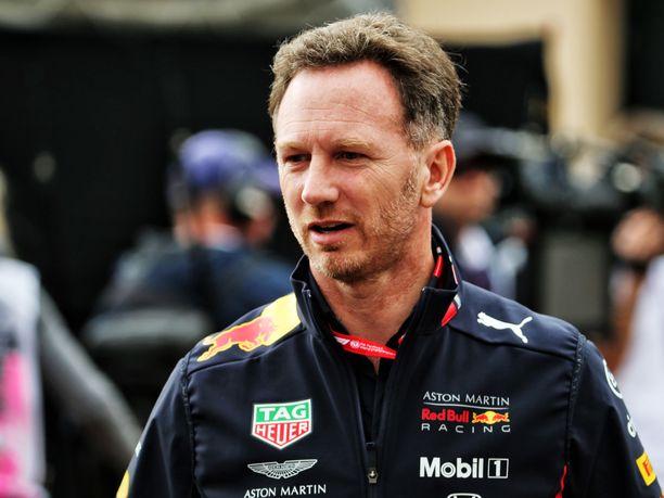 Tallipäällikkö Christian Horner on saanut seurata Verstappenin kehitystä läheltä.