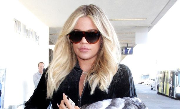 Khloe Kardashian synnytti esikoisensa tällä viikolla.