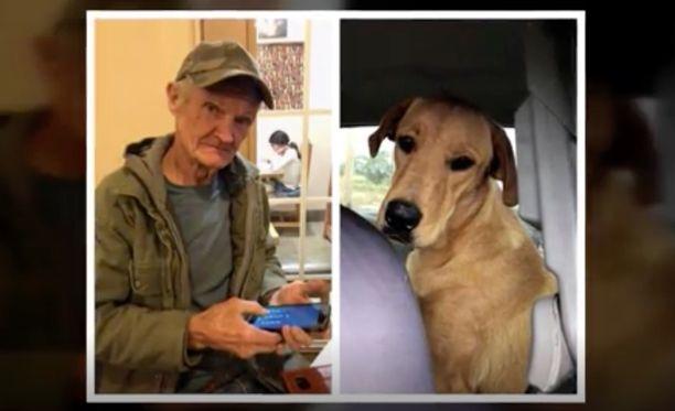"""Harold """"Tex"""" Gilliganin metsästysretki päättyi, kun koirista Charlie istui etupenkillä kuljettajan vieressä, ja ladattu haulikko oli aseteltu koiran puoleisen penkin jalkatilaan."""