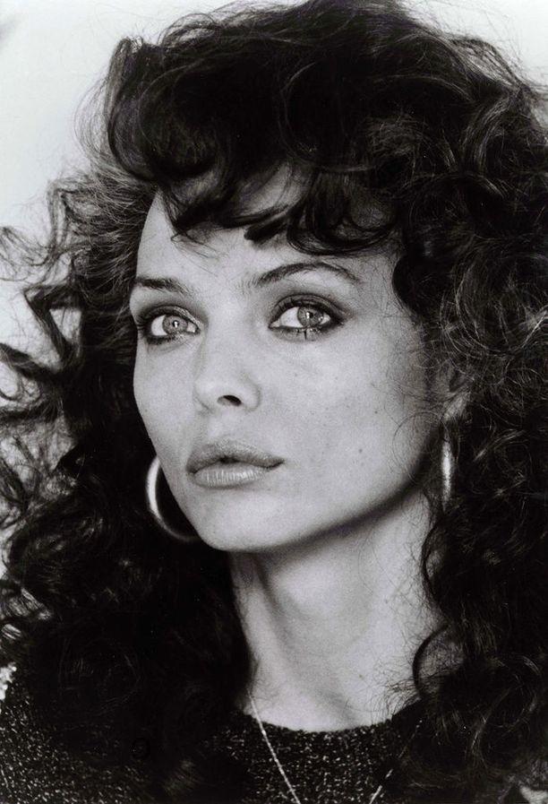 Michelle kolmekymppisenä vuonna 1988.