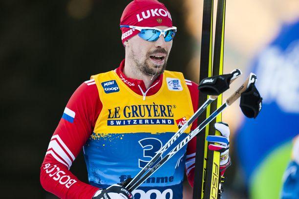 Sergei Ustjugov on seitsenkertainen MM-mitalisti.