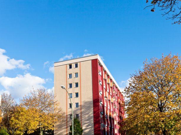 Traaginen tapaus sattui myöhään torstaina illalla Berliinin Lichtenbergin kaupunginosassa.