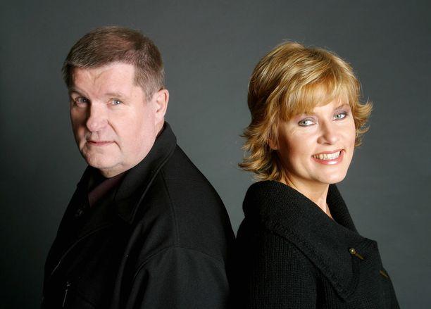 Fredi ja Hanna-Riikka Siitonen vuonna 2004.