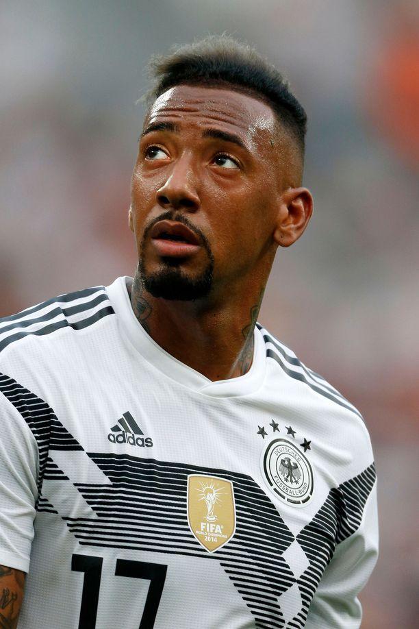 Jerome Boateng on pelannut 76 ottelua Saksan maajoukkueessa .
