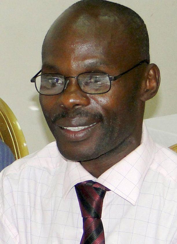 David Kato surmattiin kotiinsa.