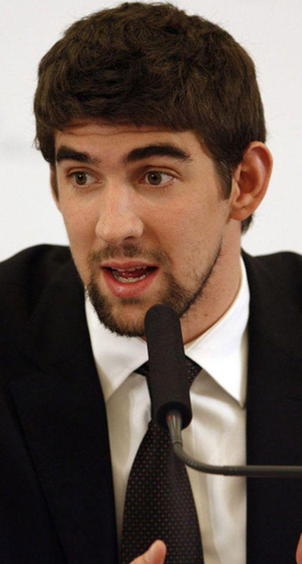 Michael Phelps saattaa menettää piippukohun takia osan tukijoistaan.