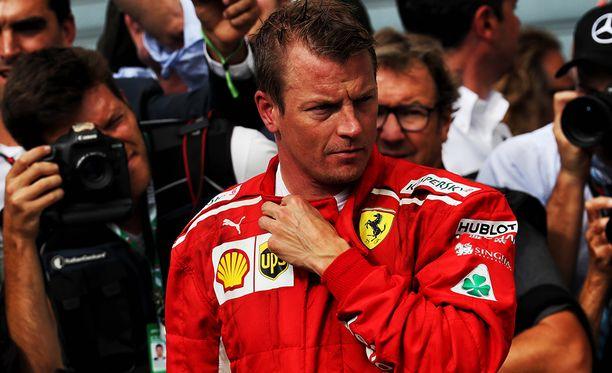 Kimi Räikkönen on ollut viime aikoina huomion keskipisteenä.