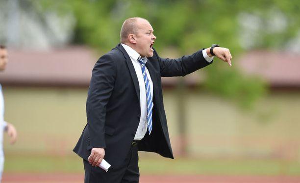 Mixu Paatelainen tiesi, että Viro-ottelussa punnitaan joukkueen luonne.