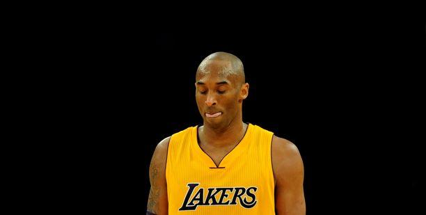 Kobe Bryant on koripallomaailman suurimpia legendoja.