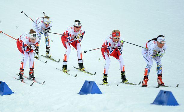 Huipputunnetun norjalaistoimittajan Esten O. Sätherin mukaan ruotsalaisten dopingvalvonnassa on parantamisen varaa. Kuvituskuva.