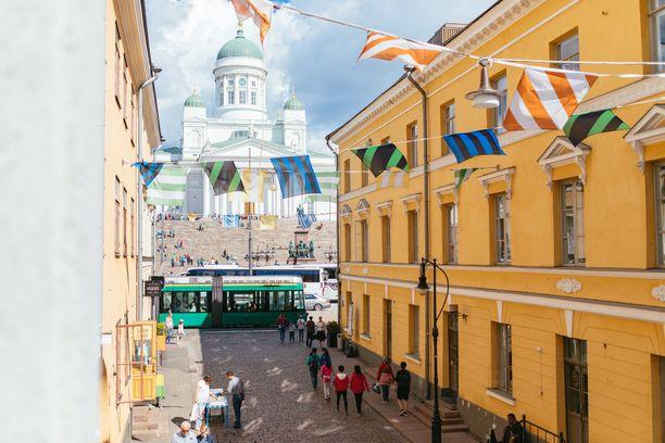 Heinäkuussa Helsinki saa uusia, kiinnostavia käyntikohteita.
